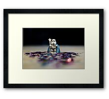 Magic Happens Framed Print