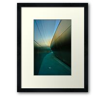 The Path Of Least Resistance Framed Print