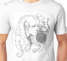 Space Doll Unisex T-Shirt