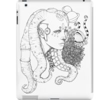 Space Doll iPad Case/Skin