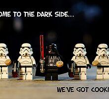 Dark Side Cookies by Gillian Berry