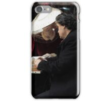 The Good Listener iPhone Case/Skin