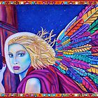 Archangel Ariel for Courage and Prosperity by Lori Miller