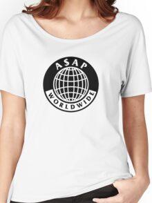 asap world wide Women's Relaxed Fit T-Shirt