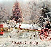 On The Road To Christmas 2 by Trudi's Images
