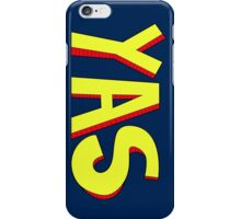 yas iPhone Case/Skin