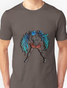 Rolling Girl Unisex T-Shirt