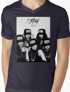 4 minute Mens V-Neck T-Shirt