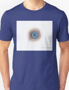 Eye In The Sky SHARP CLOUD © Vicki Ferrari Unisex T-Shirt