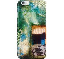 Paris street iPhone Case/Skin