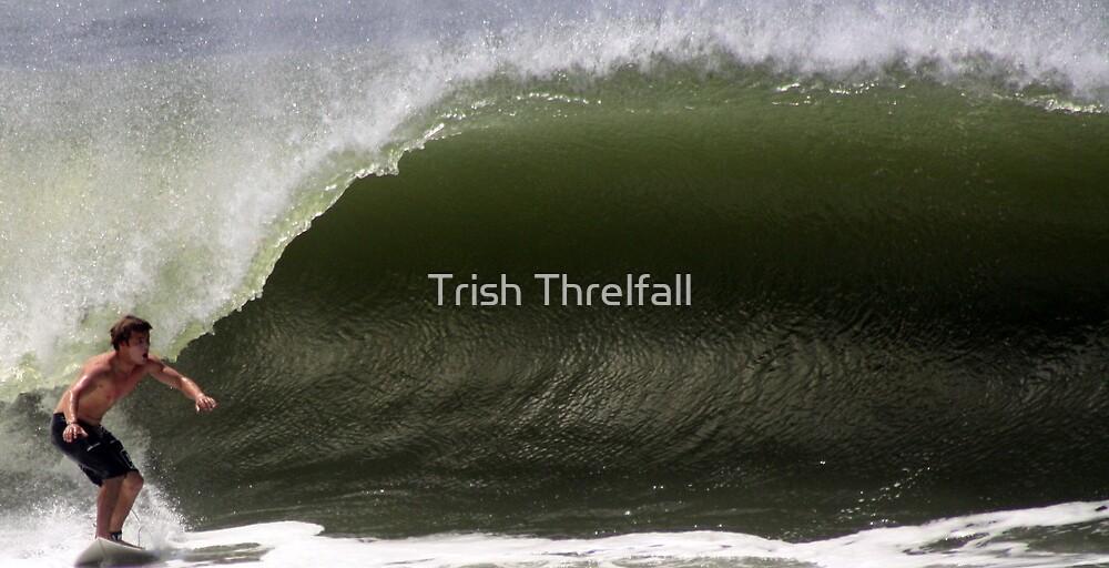goofy footer 2  by Trish Threlfall
