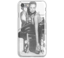 maria in chains iPhone Case/Skin