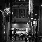 Back Alley Nite Life 3 by RichardsPC