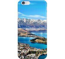 Queenstown NZ iPhone Case/Skin