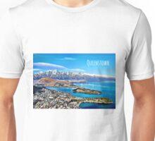 Queenstown NZ Unisex T-Shirt