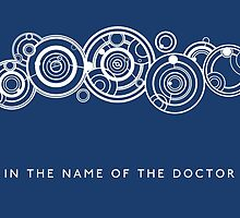 In the Name of the Doctor by aejames