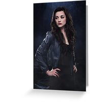 Allison Argent Greeting Card