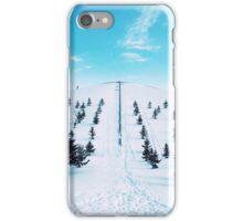 Moerenuma Park in Winter iPhone Case/Skin