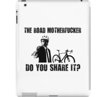 Share The Road iPad Case/Skin