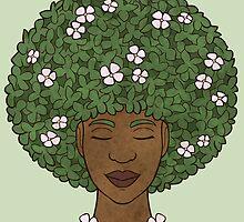 Natural Hair by AlexBaxter