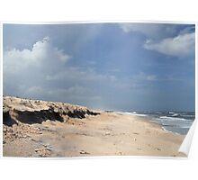 Abandon Beach Poster