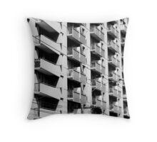City living ... Throw Pillow