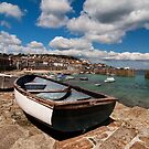 Cornwall - Mousehole by Michael Breitung