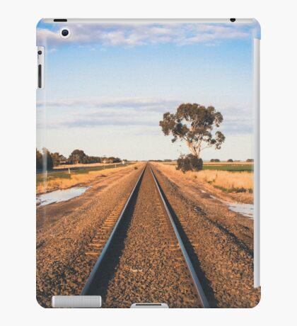 Slow train iPad Case/Skin