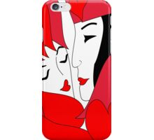 A Perfect  Heart Valentine's  Mix & Match iPhone Case/Skin