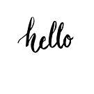Hello! by Good Sense