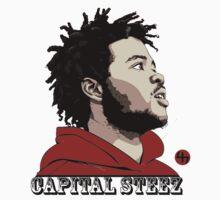 capital steez Kids Tee