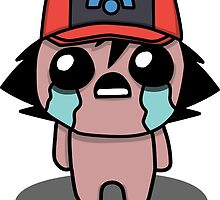 The Binding Of Isaac/Pokémon Crossover - Ash Ketchum (Sinnoh) by Trick6