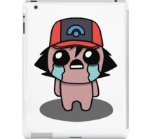 The Binding Of Isaac/Pokémon Crossover - Ash Ketchum (Sinnoh) iPad Case/Skin