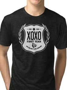 exo shield Tri-blend T-Shirt