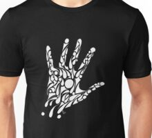 Need a hand? (white) Unisex T-Shirt