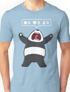 Life in a Rectangular Form Unisex T-Shirt