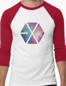 exo Men's Baseball ¾ T-Shirt
