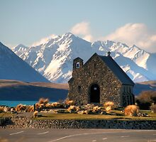 Church of the Good Shepherd by Andrew Dickman