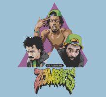 flatbush zombies Kids Clothes