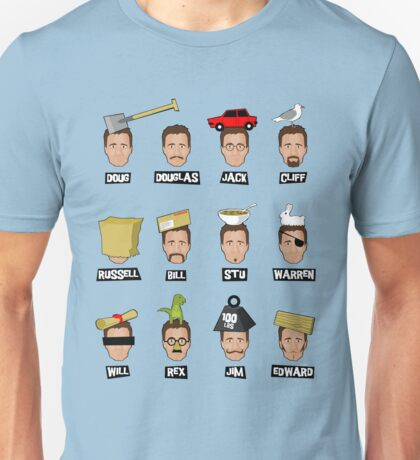 What Do You Call a Man With a... T-Shirt