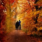 Love in Autumn.... by AroonKalandy