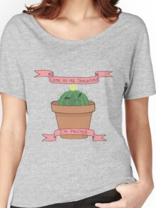 Come at me Shrublord I'm Pricked Women's Relaxed Fit T-Shirt
