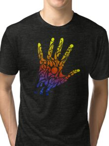touch the sunset Tri-blend T-Shirt