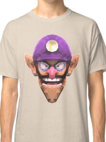 Triangle Waluigi Classic T-Shirt