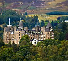 Atholl Palace Hotel (Perth Rd, Pitlochry, Perthshire, Scotland) by Yannik Hay