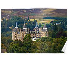 Atholl Palace Hotel (Perth Rd, Pitlochry, Perthshire, Scotland) Poster
