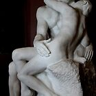 Eternal Embrace (Musee Rodin, Paris, France) by Christine Oakley