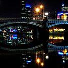 princes bridge | melbourne by Anthony Hennessy
