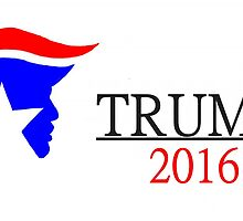 Trump 2016 by th3catpack