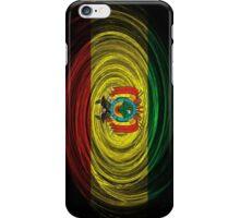 Bolivia Twirl iPhone Case/Skin
